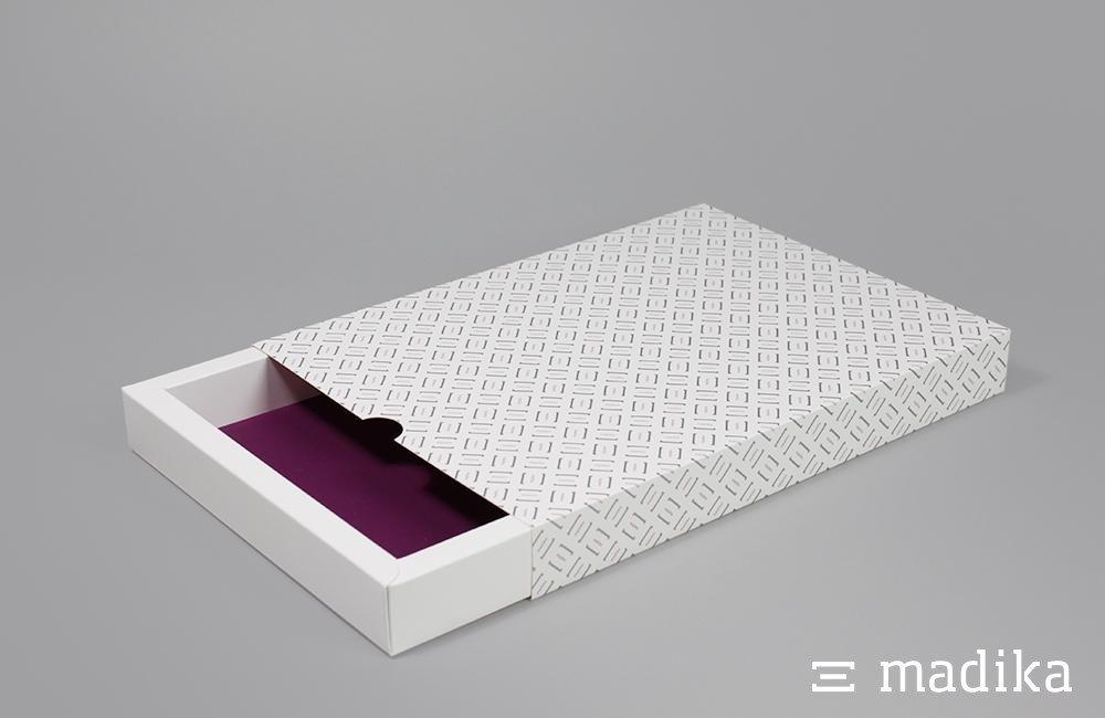 schiebeschachteln geschlossen din a4. Black Bedroom Furniture Sets. Home Design Ideas